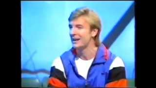 Jayne Torvill and Christopher Dean Interview Ruby Wax, Johanna Lumley & Terry Wogan