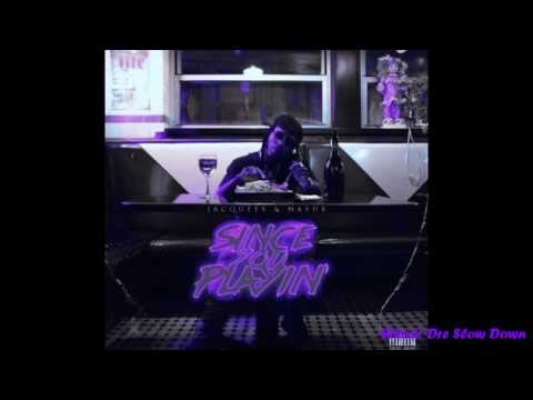 Jacquees - B.E.D. Pt. 2 (Ft. Quavo & Ty Dolla Sign) (Slowed Down)