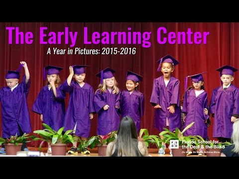 The Early Learning Center: A Year in Pictures 2015-2016