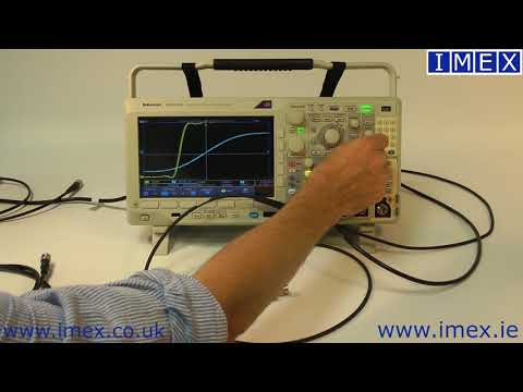 MDO3000 TDR - Time Domain Reflectometry