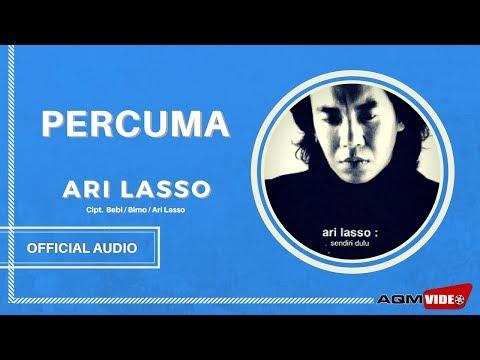 Ari Lasso - Percuma | Official Audio