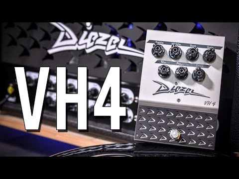 Diezel VH4 Pedal - EVERYTHING You Want To Know (with VH4 Comparison)