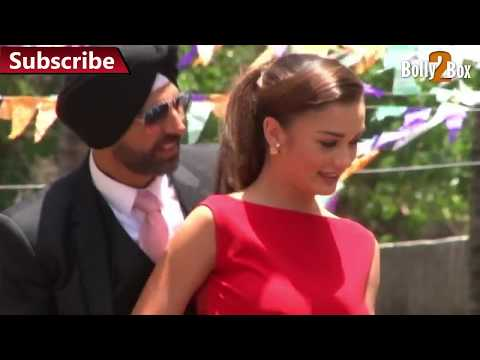 Akshay Kumar and Amy Jackson's Singh Is Bling Trailer Launch