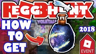 [EVENT] How To Get the Egg of Wishes Egg - Roblox Egg Hunt 2018