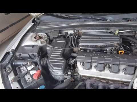 2005 Honda Civic Idle Problem.