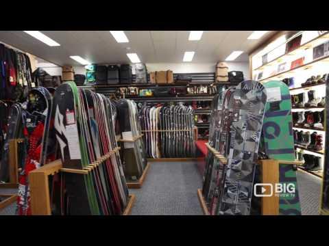Rhythm Snow Sports Snowboard Shop in Sydney for Snowboard and Ski