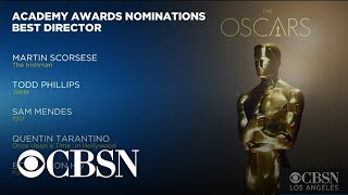 Oscar Nominations Leave Women Out Of Best Director Category And Snub Robert De Niro And Jennifer …