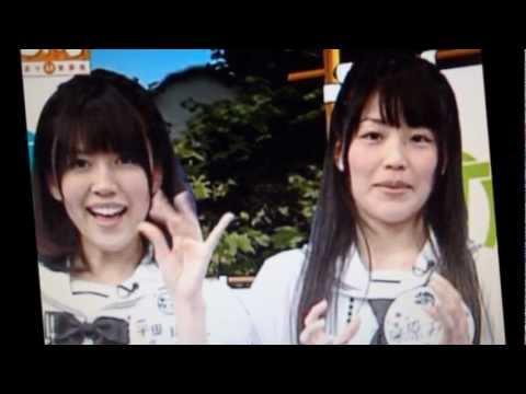 """春の踊子......三橋ひろ子 さんです。(""""でらSKE48""""でイメージです)。"""