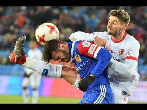 Relive: FC Basel vs. FC Sion (5:1) - 18.11.2017