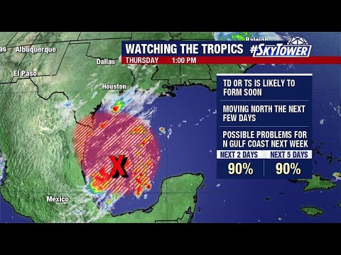 Tropical Weather Forecast: Sept. 17, 2020