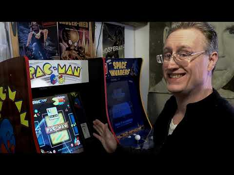 Pac-Man 40th Anniversary by Arcade 1up - is it worth it for Christmas 2020? from Evil Genius Entertainment