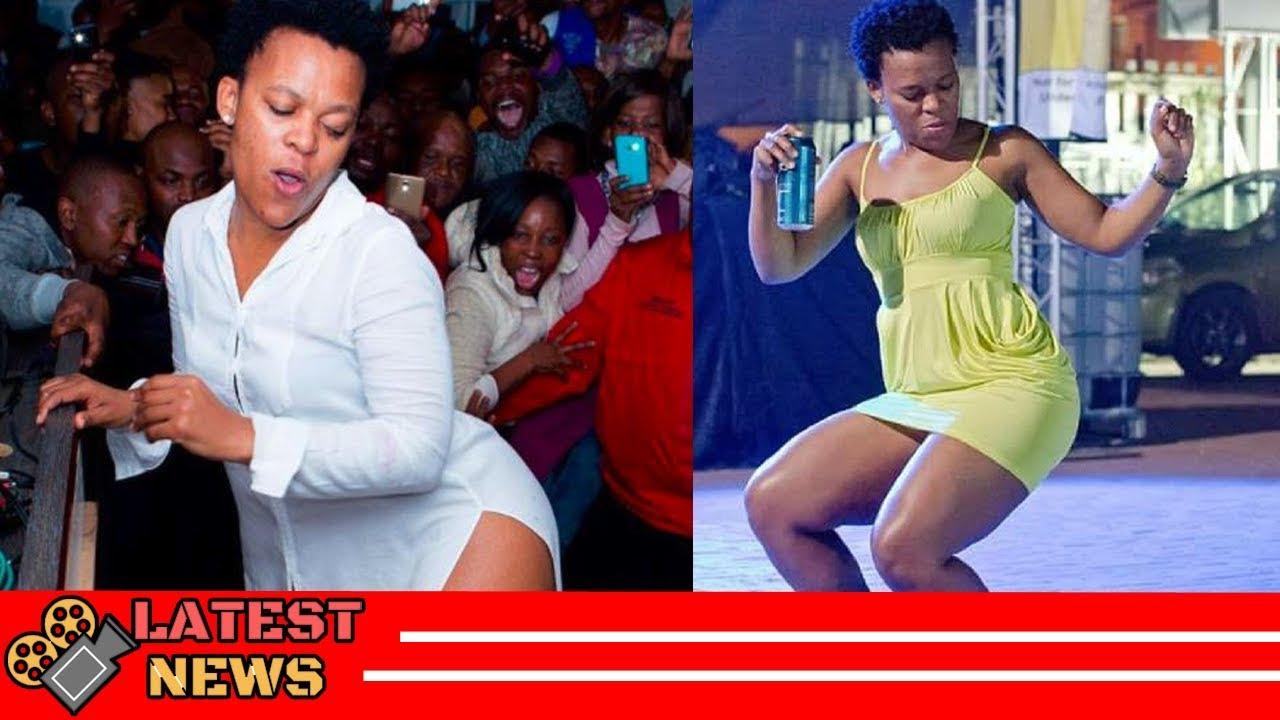 Zodwa Wabantu banned from performing in Zimbabwe