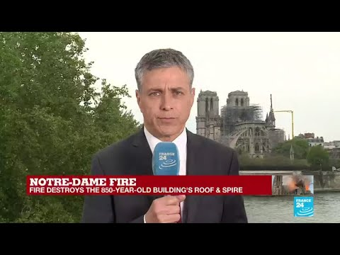 REPLAY: France 24's Special edition on the Notre-Dame Cathedral fire, Part 2