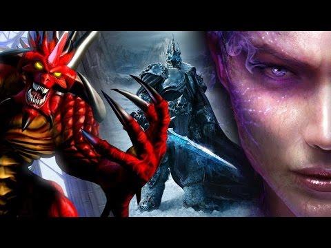 Die Besten Blizzard-Story-Momente - Teil 1 - Tolle Twists In Warcraft, StarCraft, Diablo & Co