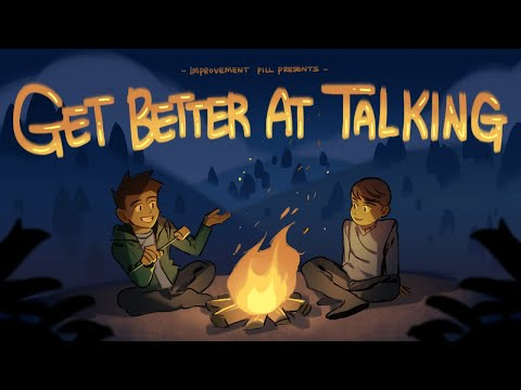 Secret To Getting Better At Talking To People