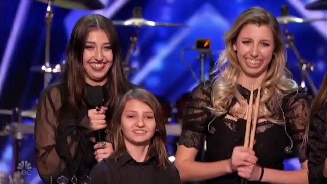 America's Got Talent - LILIAC (Piece of my Heart)