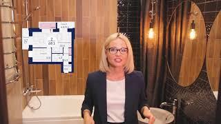 Уроки SCANDIS. Урок 20. Баттл планировок 2-комнатных квартир в Арбан шоу-руме Красноярска