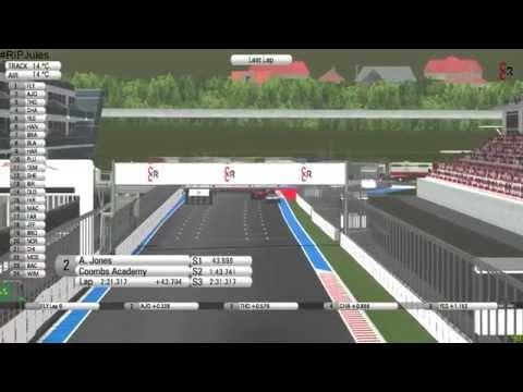 CGP3 2015: Russia Race 2