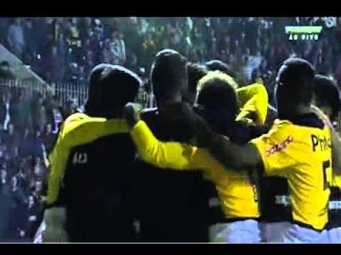 GOL de Fabio Ferreira - Criciúma 1 x 0 Coritiba