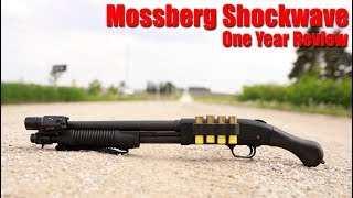Mossberg Shockwave One Year Review