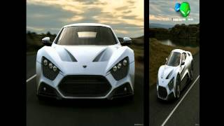 10 Fastest Cars In The World 2012-2013