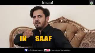 English rishta by karachi vines