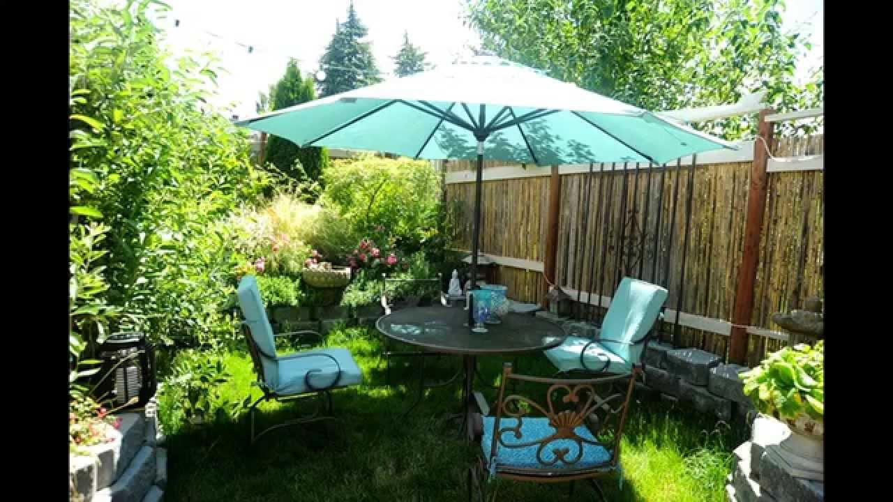 Ideas para tu patio y tu jard n youtube - Ideas de jardines ...
