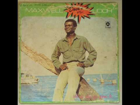 MAXWELL UDOH - Tell Me What You Gonna Do 1982