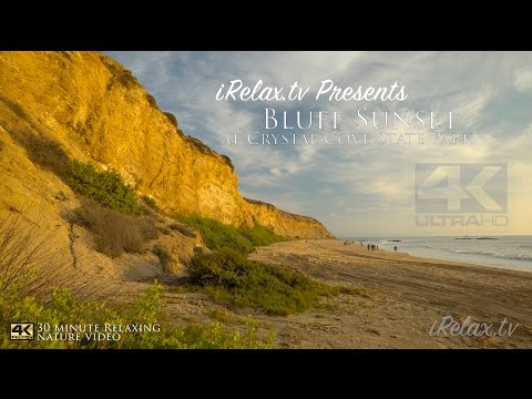 iRelax Crystal Cove 2016 Beach Relaxation Video