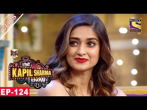 Ileana D'Cruz Is Ecstatic to Meet Kapil - The Kapil Sharma Show - 30th July, 2017