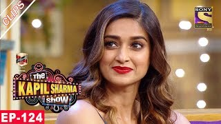 Ileana D'Cruz Is Ecstatic to Meet Kapil - The Kapil Sharma Show - 30th July, 2017