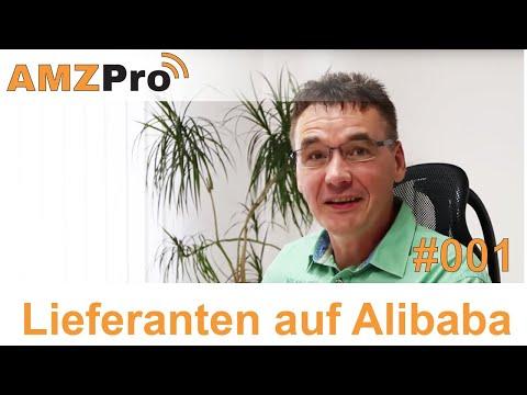Lieferanten & Fabriken Auf Finden Alibaba #001 - AMZPro