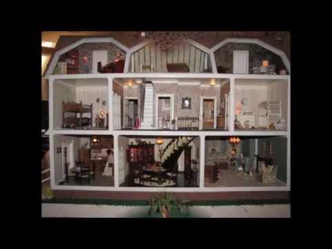 My Big Handmade Dollhouse Youtube