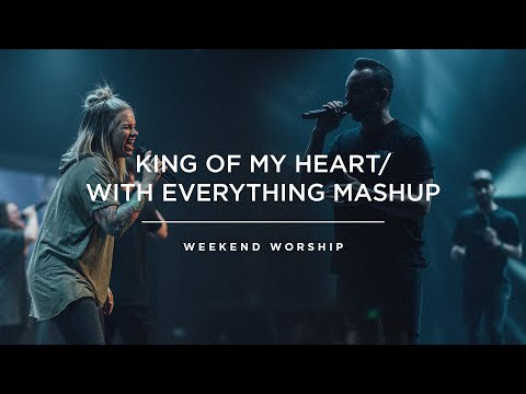 King Of My Heart / With Everything Mashup | Red Rocks Worship