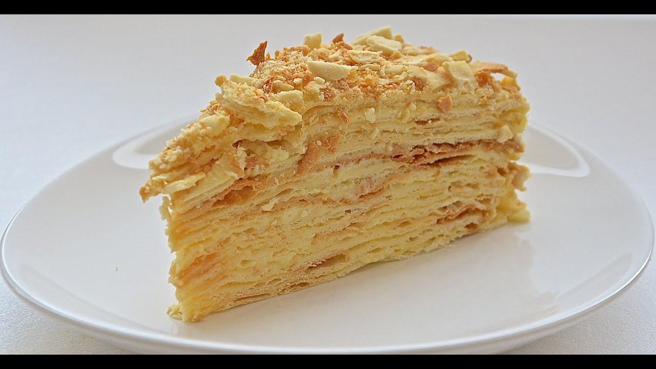 рецепты передачи вкусно 360 торт наполеон