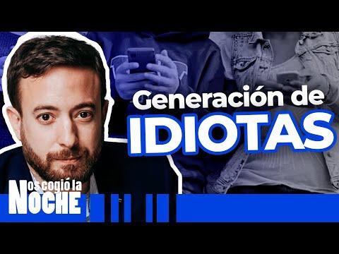 Por Qué Estamos en Medio De La Generación De Los Idiotas, Agustin Laje - NCN