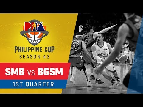Replay PBA Game 5: San Miguel vs Ginebra (March 17, 2018)