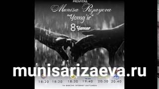 Munisa Rizaeva - Yomgir (Official Audio)