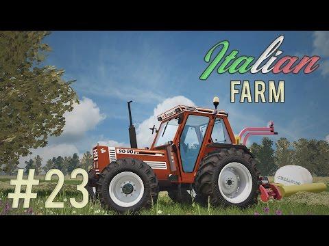 Italian Farm - Fasciamo l'erba medica #23