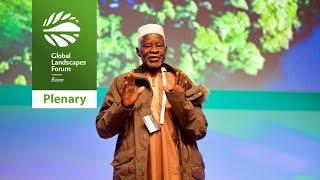 Yacouba Sawadogo - Opening plenary GLF Bonn 2018