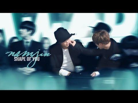 Shape Of You - Namjin MV