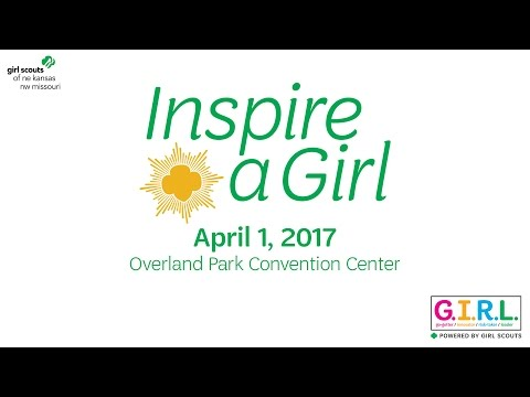 2017 Inspire a Girl - Gold Award Ceremony