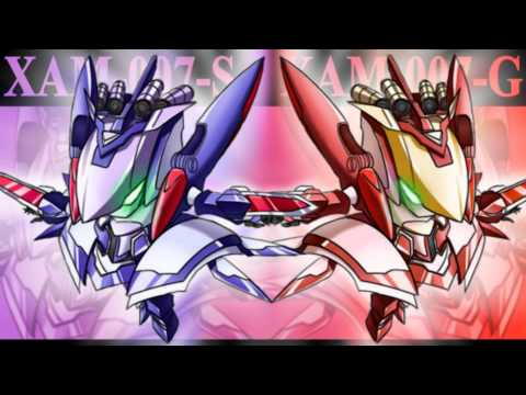 Super Robot Wars OG: The Inspector - Fairy Dang-sing (Vocal ver.) Extended