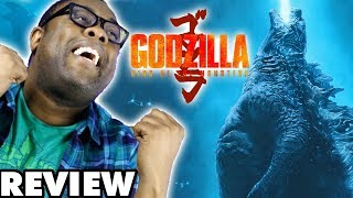 GODZILLA King of the Monsters - Movie Review
