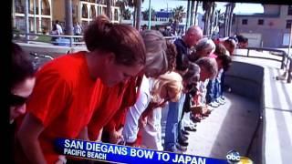 """Flash Bow"" KGTV News (Channel 10) Coverage"