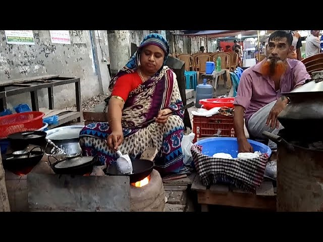 Pitha recipe* CNG  Station side street cooking & recipe# Street food pitha* Bengali food Dhaka