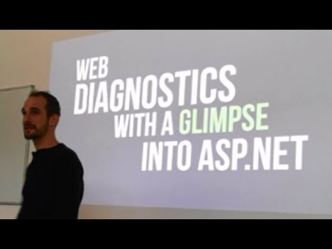 Web Diagnostics with a Glimpse into ASP.NET