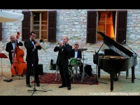 Jazz e Swing Band - Gruppo Musica Jazz