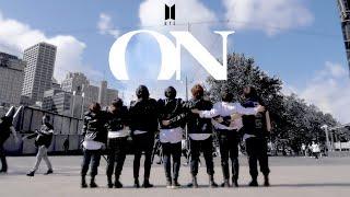 [KPOP IN PUBLIC] BTS (방탄소년단) - ON dance cover by 155cm Australia