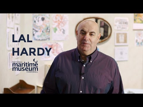 Lal Hardy | British Tattoo Art Revealed | National Maritime Museum Cornwall